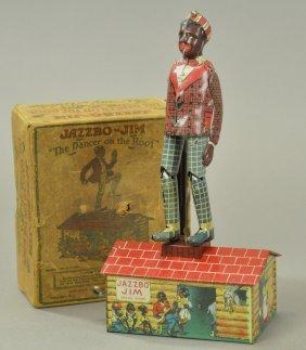 Jazzbo Jim W/box