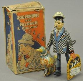 Joe Penner & His Duck W/box