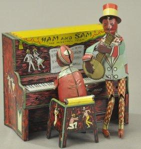Ham & Sam Minstrel Band