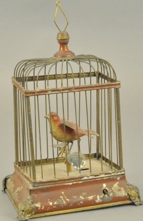 Mechanical Bird Cage