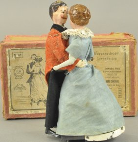 Martin Boxed Dancing Couple