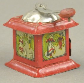 Jack And Jill Coffee Grinder Penny Toy
