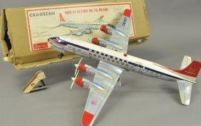 Cragstan Dc-7c Plane