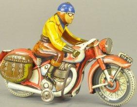 Tippco Civilian On Cycle