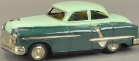 1952 Oldsmobile Four Door Sedan