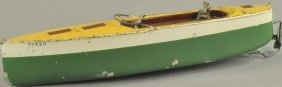 Ives Vixen Speedboat