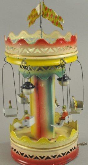 Bing Musical Carousel