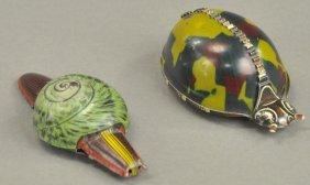 Snail Penny Toy Kellerman & Animate Toy