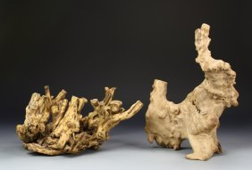 Chinese Tree Root Sculpture