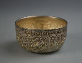 Tibet Silver Bowl