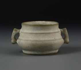 Chinese White Censer