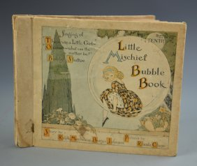Little Mischief Bubble Book