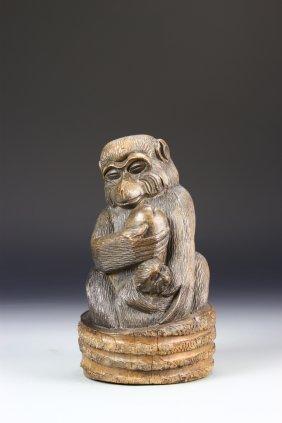 Chinese Bamboo Monkey