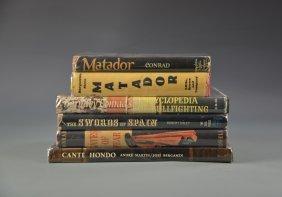 Six Books On Bullfighting