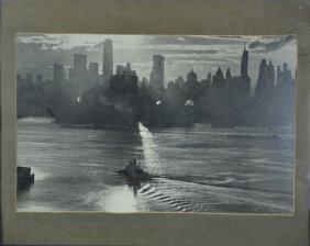 Photo Of New York Harbor