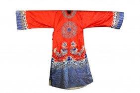 Chinese Silk Robe
