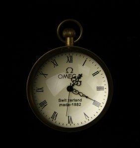Crystal Ball Clock