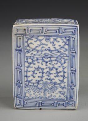 Chinese Shoushan Stone Man