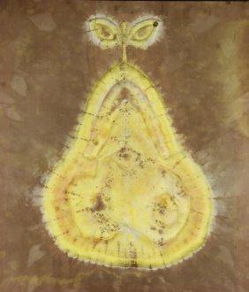 Fabric Pear Batik