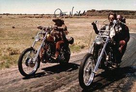 Jack Nicholson Signed Photo.