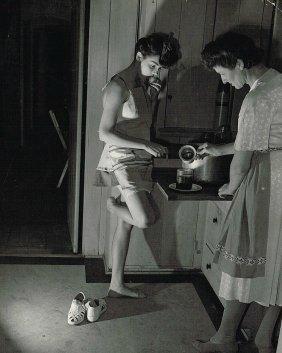 Jane Russell 1941 Original Photo Earl Thiesen 1903-1973