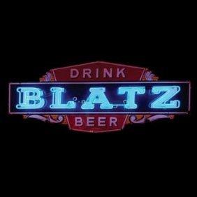 2059-Blatz Beer Neon