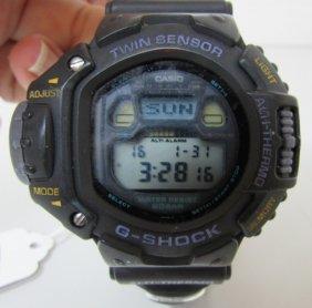 Watch Casio G Shock Dw-6700 Skyforce