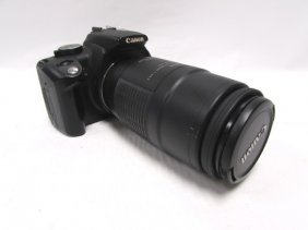 Canon Ds126071 Camera & Zoom Lens Rebel Xt