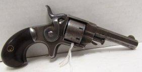 Ethan Allen 22 Cal Revolver Handgun