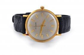 Le Coultre Gold Men's Watch