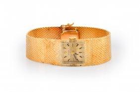 Rolex Ladies' Gold Watch