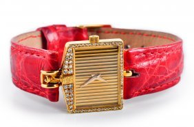 Corum Rolls Royce Ladies' Diamond Watch