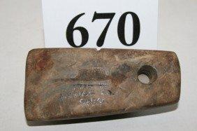 Brown Slate Pendant