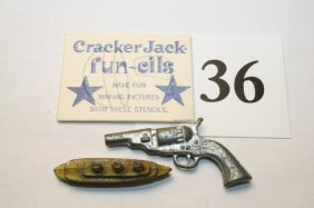 Ship, Gun Cracker Jack