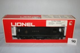 Lionel Erie Diesel Switcher
