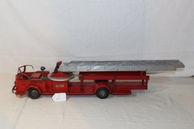Ross Moyne Fire Ladder Truck- American