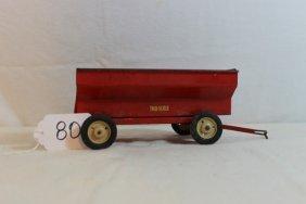 Trv Scale Hopper Wagon