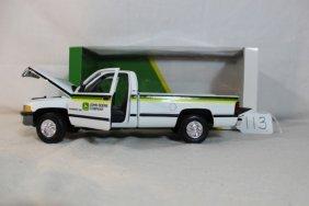 John Deere Dodge Ram Dealership Pick-up