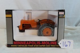 Minneapolis Moline Gas Tractor