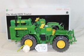 John Deere Precision Model 8020