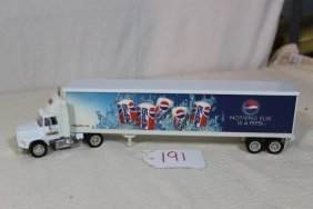 Match Box Pepsi Semi