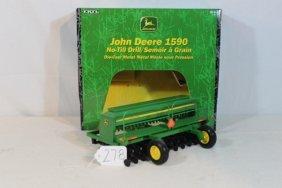 John Deere 1590 No-till Drill