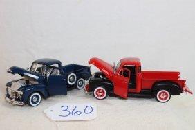 1953 Chevy Truck & 1950 Chevy Truck