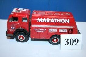 Marathon Oil Truck