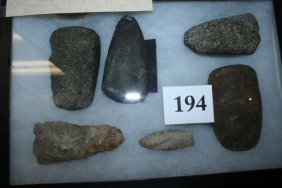 6 Russell Co. Va. Cave Finds