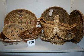10 Indian And Non Indian Baskets