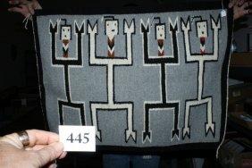 Navajo Yei Pictorial Rug – Blanket