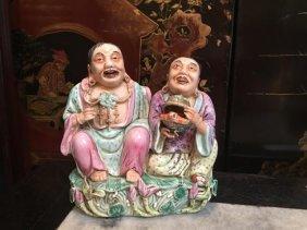 Porcelain Harmony Twins
