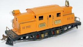 O Gauge Restored Ives #3255r Electric Locomotive,