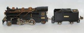 Prewar Lionel Train O Gauge 2-4-2 261 Locomotive With